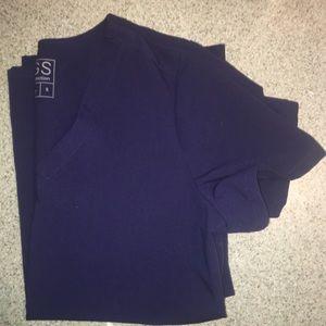Figs Scrubs - small top / small regular pant